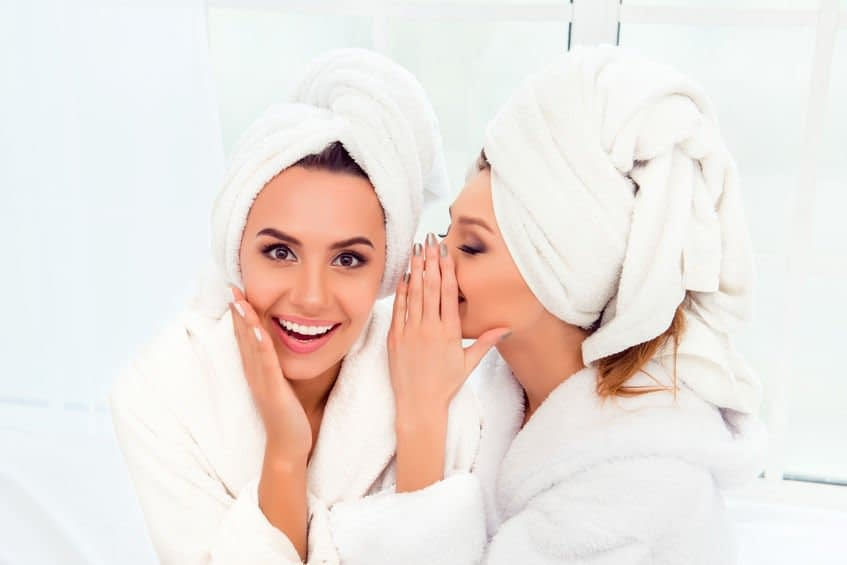 Refer Your Friends and Get Discounts on Next Spa Treatment