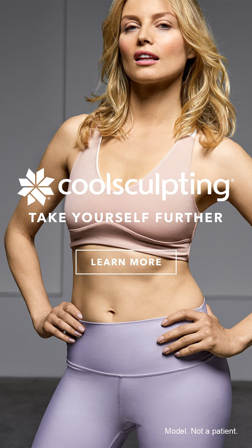 Get Rid of Stubborn Fat Coolsculpting Treatment